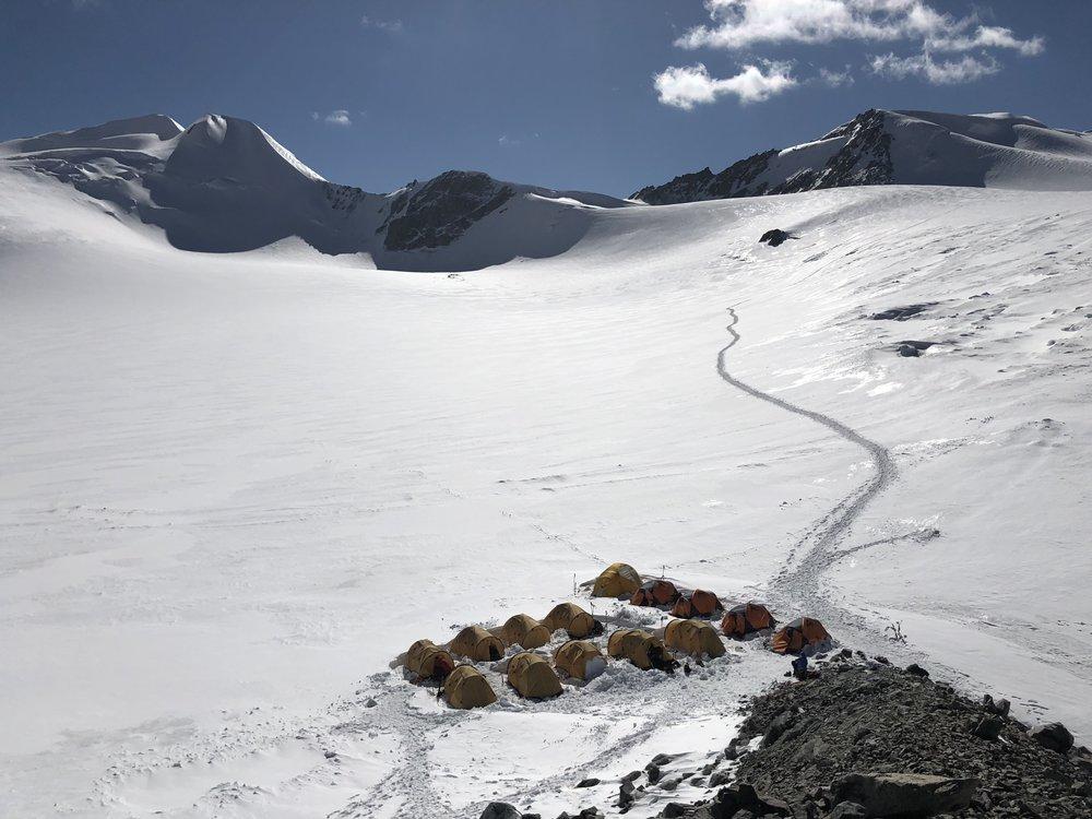 Trail to Nairamdal
