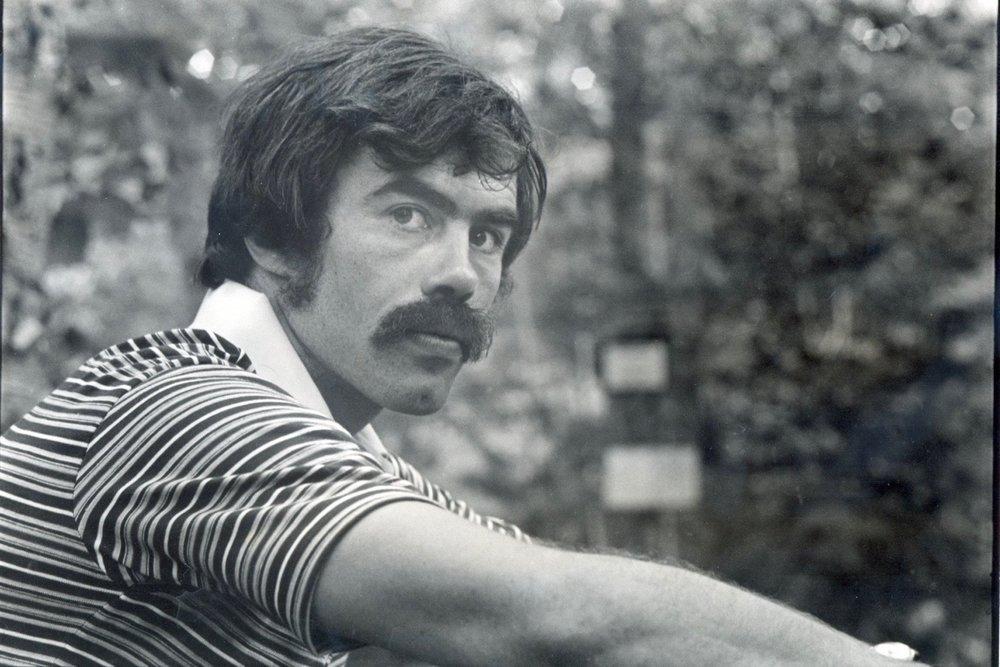Bobe in the late 70's
