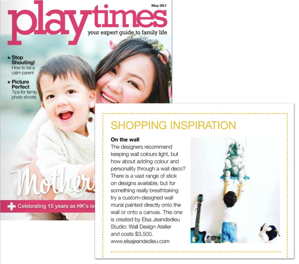 Playtimes Magazine, May 2017