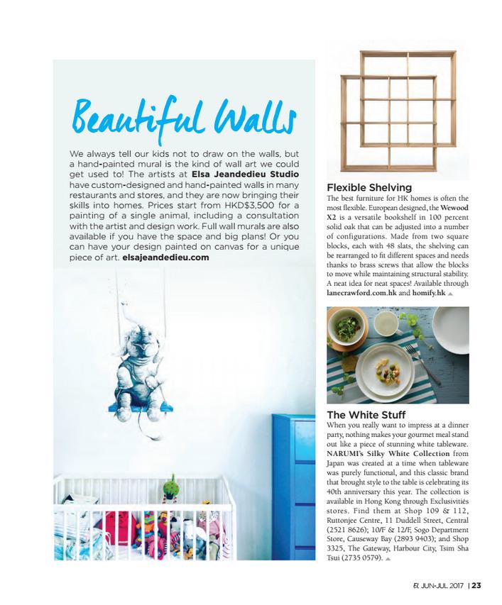 Expat Living Magazine, June/July 2017