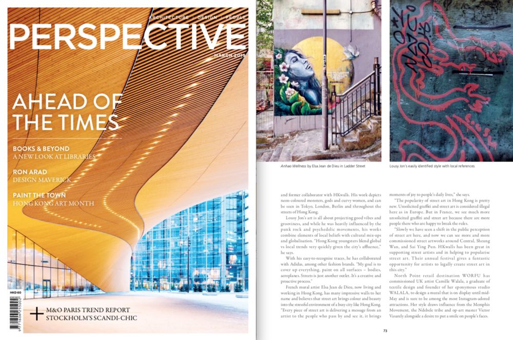 Perspective Magazine, March 2019