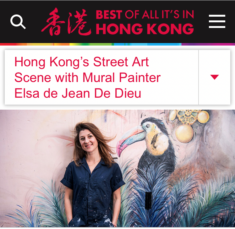 Discover Hong Kong, April 2019