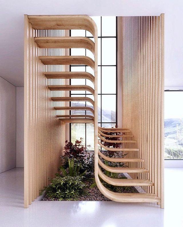 "Inspired by S I M P L I C I T Y — ""Simplicity is the ultimate form of sophistication"" - Leonardo da Vinci 🖤 Architect: @eisa_ghasemian"