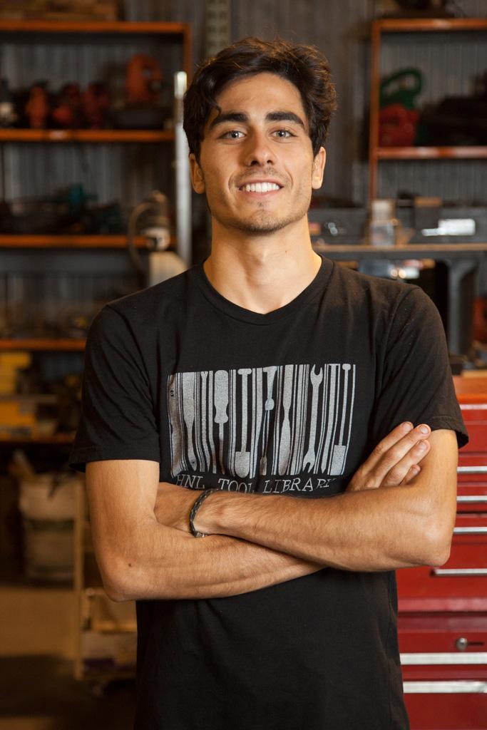 Elia Bruno   Founder & Director