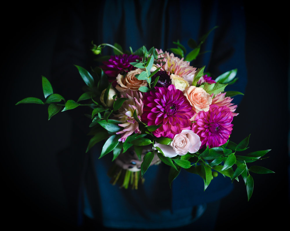 Stephanies Bridal Bouquet