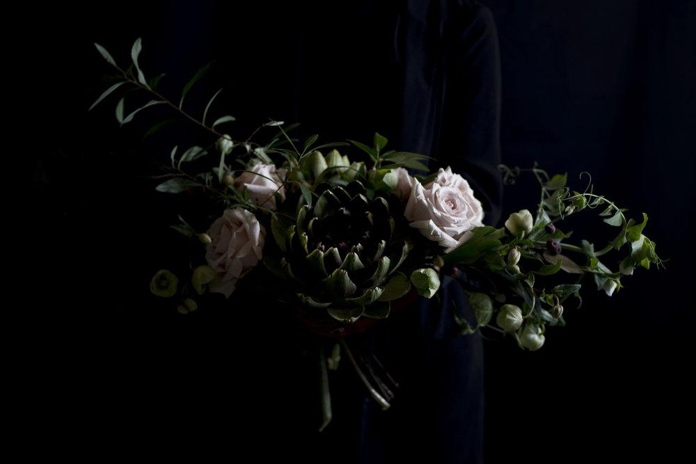 Artichoke Bouquet, Foxglove Studio YYC
