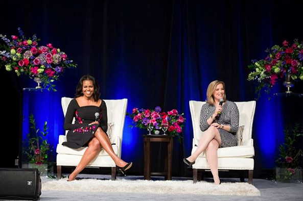 Michelle Obama Event Florals