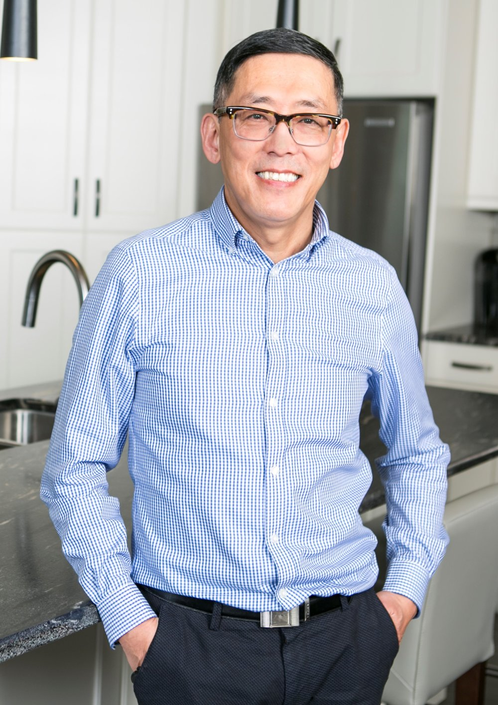 - Wilson came to Canada alone at just 19 years old from Hong Kong to attend University. Has been a Edmontonian for over 40 years, as past experience as a business owner.