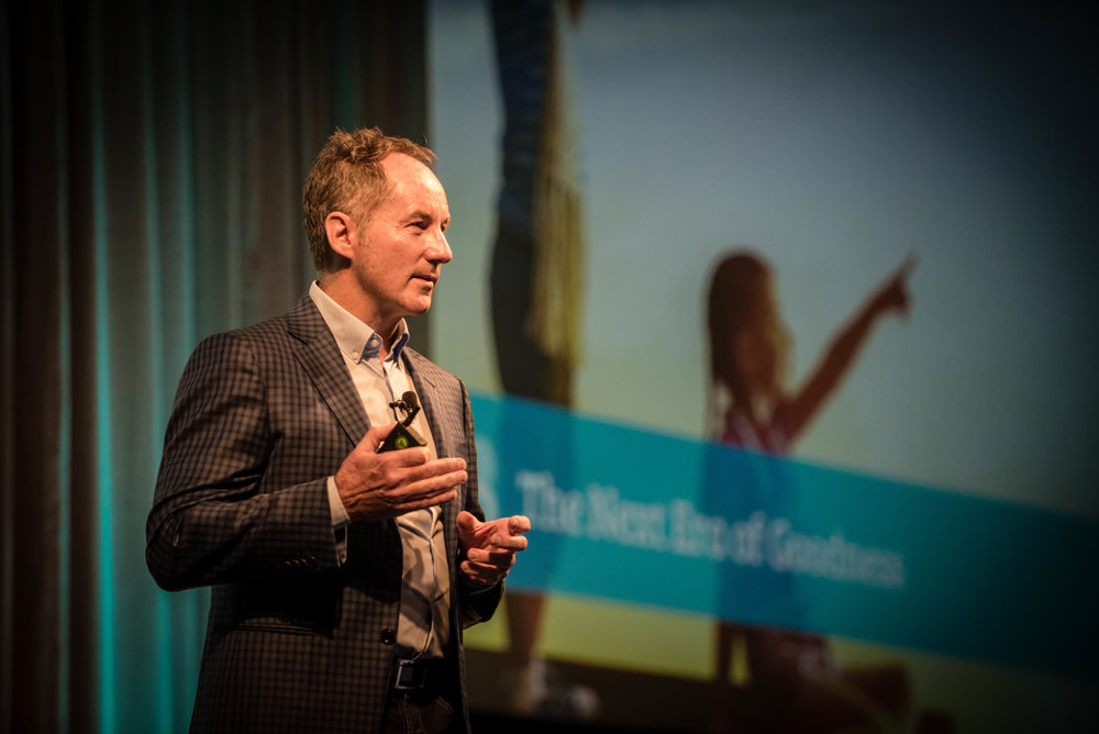 Copy of Benevity Founder and CEO, Bryan de Lottinville, speaks at Goodness Matters