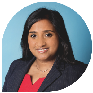 Anusha Srijeyanathan   VP of Client Success at Benevity