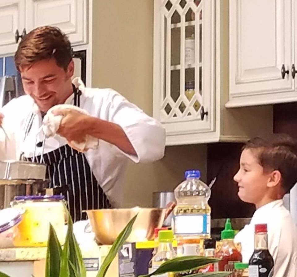 Griffin Paulin  -  Owner/Chef, Mirin