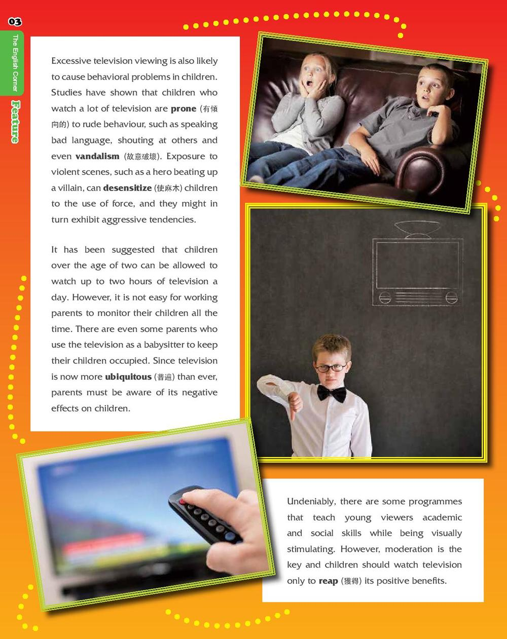 english review magazine