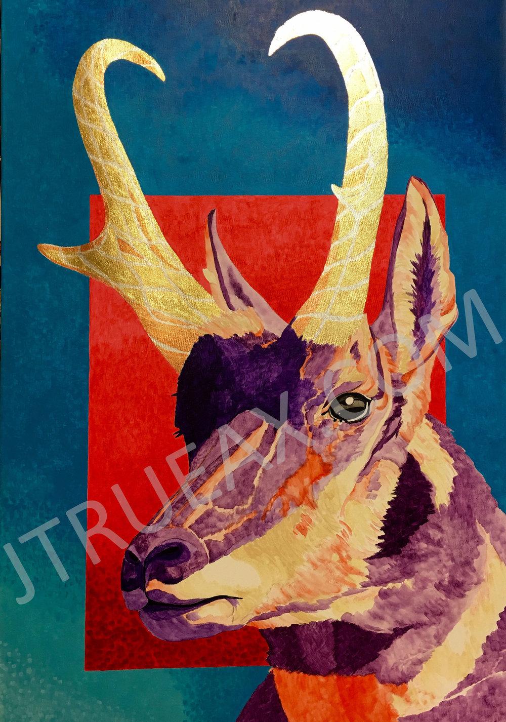 Prong Horn King