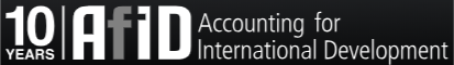 Accounting for International Development