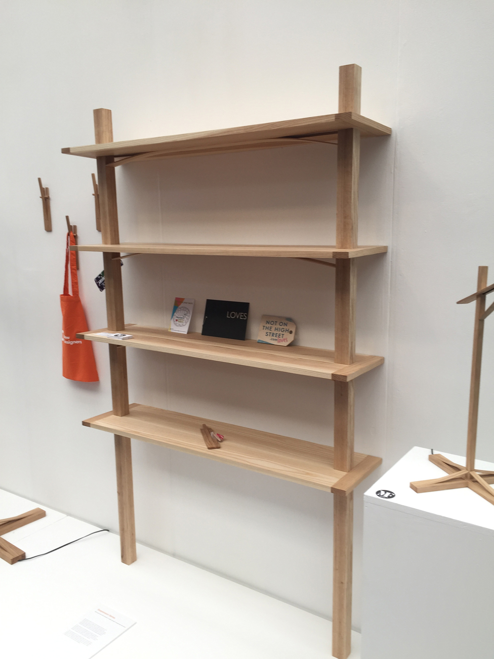 Matthew Flower – Shelving Unit