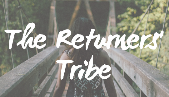 Join   The Returners' Tribe   - our FREE Facebook group for all those who are on the journey of returning to work