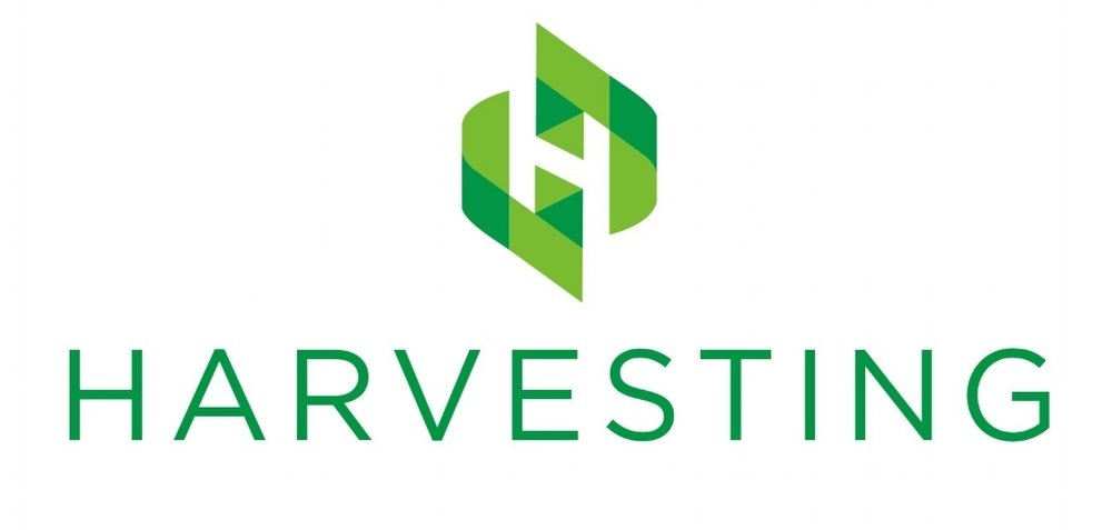 harvesting logo