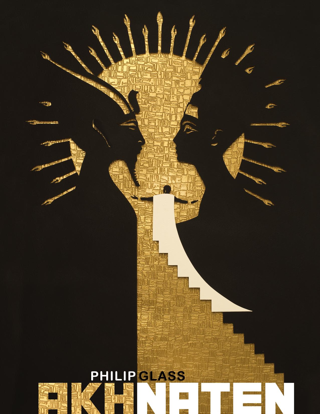 Affiches de saison pour l'Opéra national d'Australie du Sud