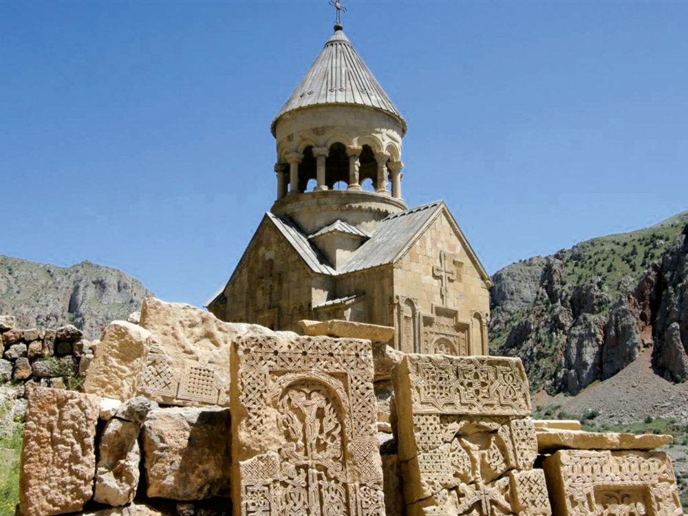 Kloster Norawank, 13. Jahrhundert, Armenien