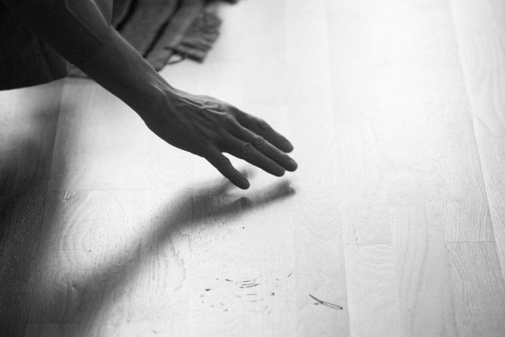 Sind Hände die Repräsentanten unser Freiheit oder Zugehörigkeit? Fotografien von Christoph Soeder