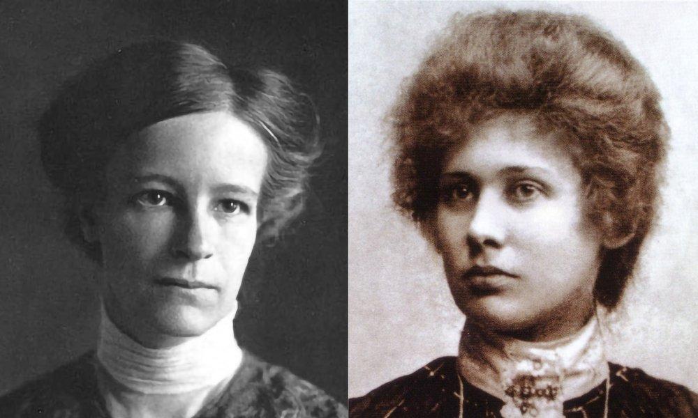Elisabeth Vreede und Ita Wegman