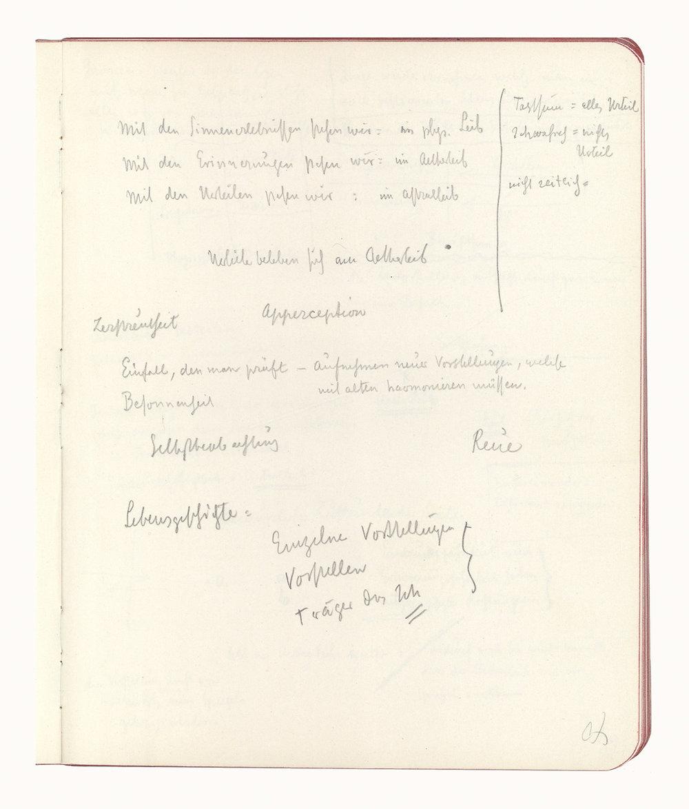 Notizbuch 500 von Rudolf Steiner – Rudolf SteinerArchiv