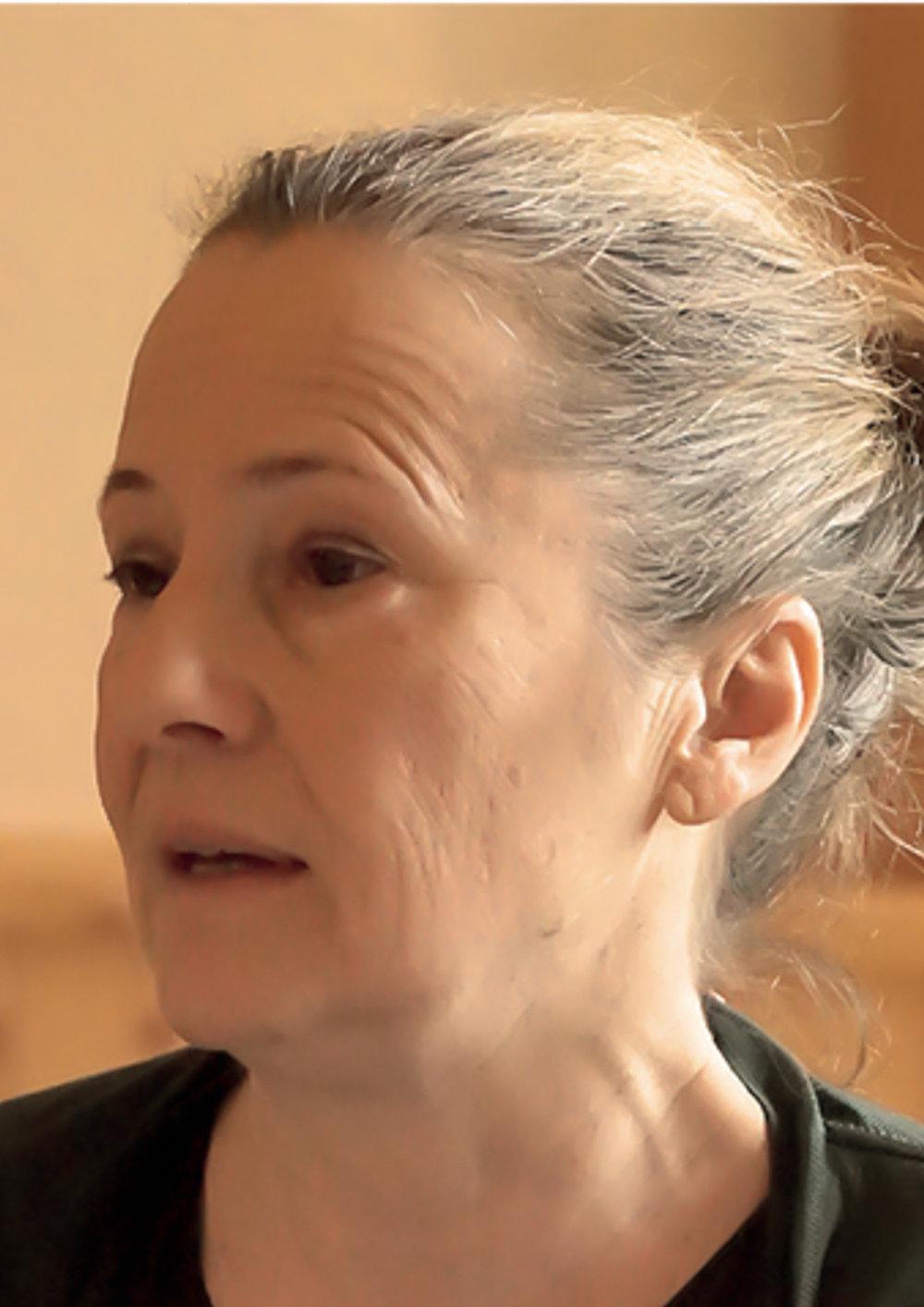 Sabrina Menestrina, Italien, Vorstand IBDA