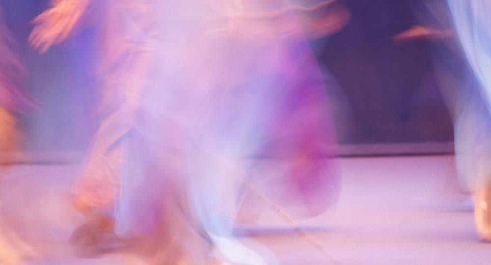 Bewegtes Licht  Foto von Xue Li