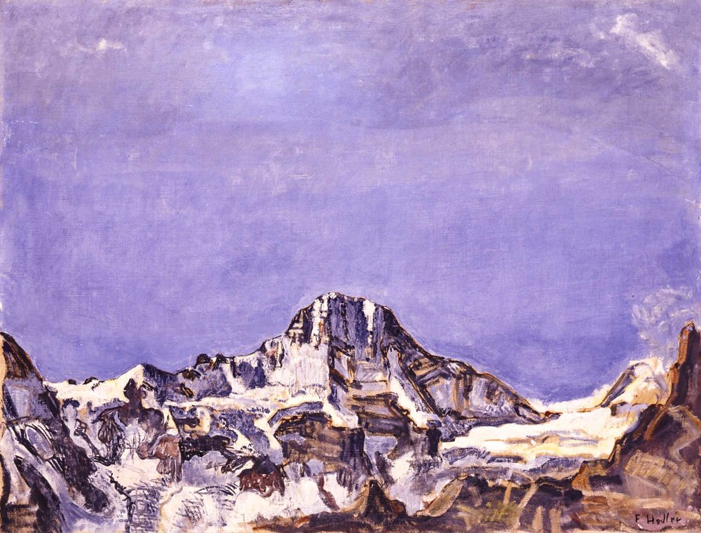 Das Breithorn, 1911