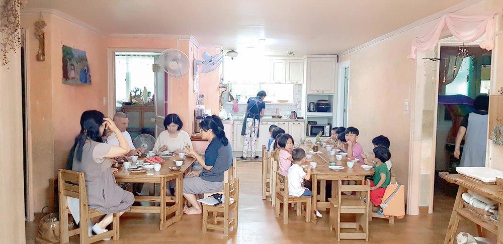 Zu Gast in einem koreanischen Waldorfkindergarten