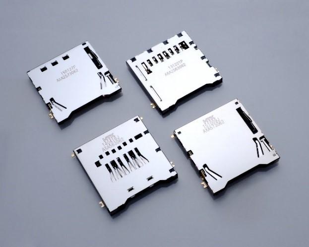 UHS-I & UHS-II SD Sockets