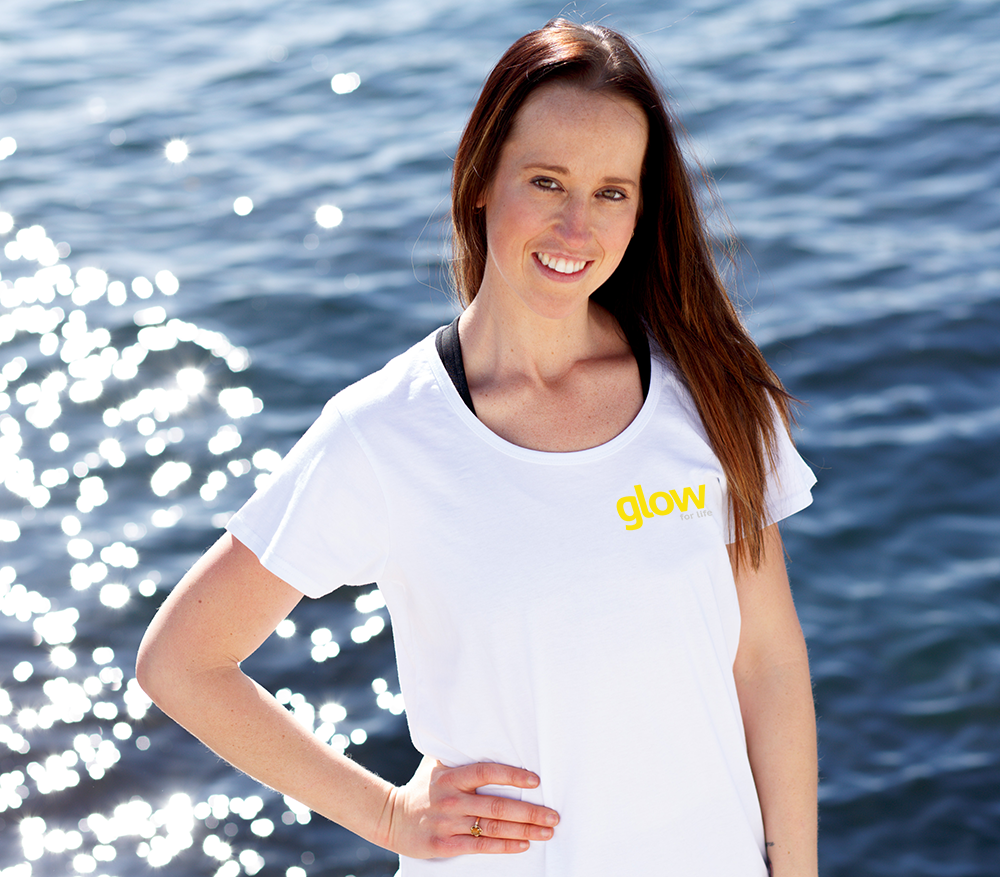 DANIELLE SMITH - FOUNDER AND CO MANAGING DIRECTOR The Founder of Glow For Life, Danielle is committed to making a positive difference to the fitness, health and wellness of others.