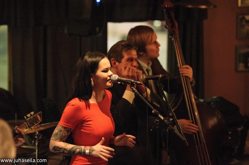 Ina Forsman & Helge Tallqvist Band