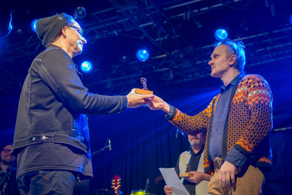 Artist of the Year: Faarao Pirttikangas