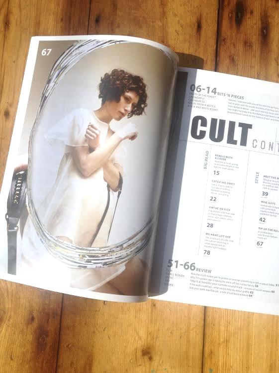 CULT Magazine Spring 2016