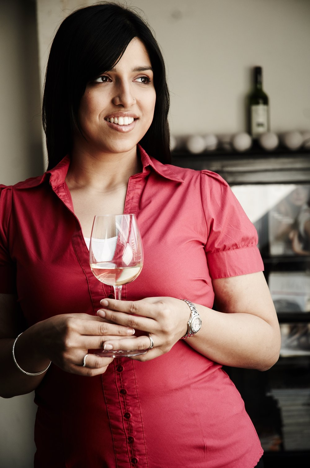 Karishma Grover, revolutionising Indian wines (Photo credit: Grover Vineyards)