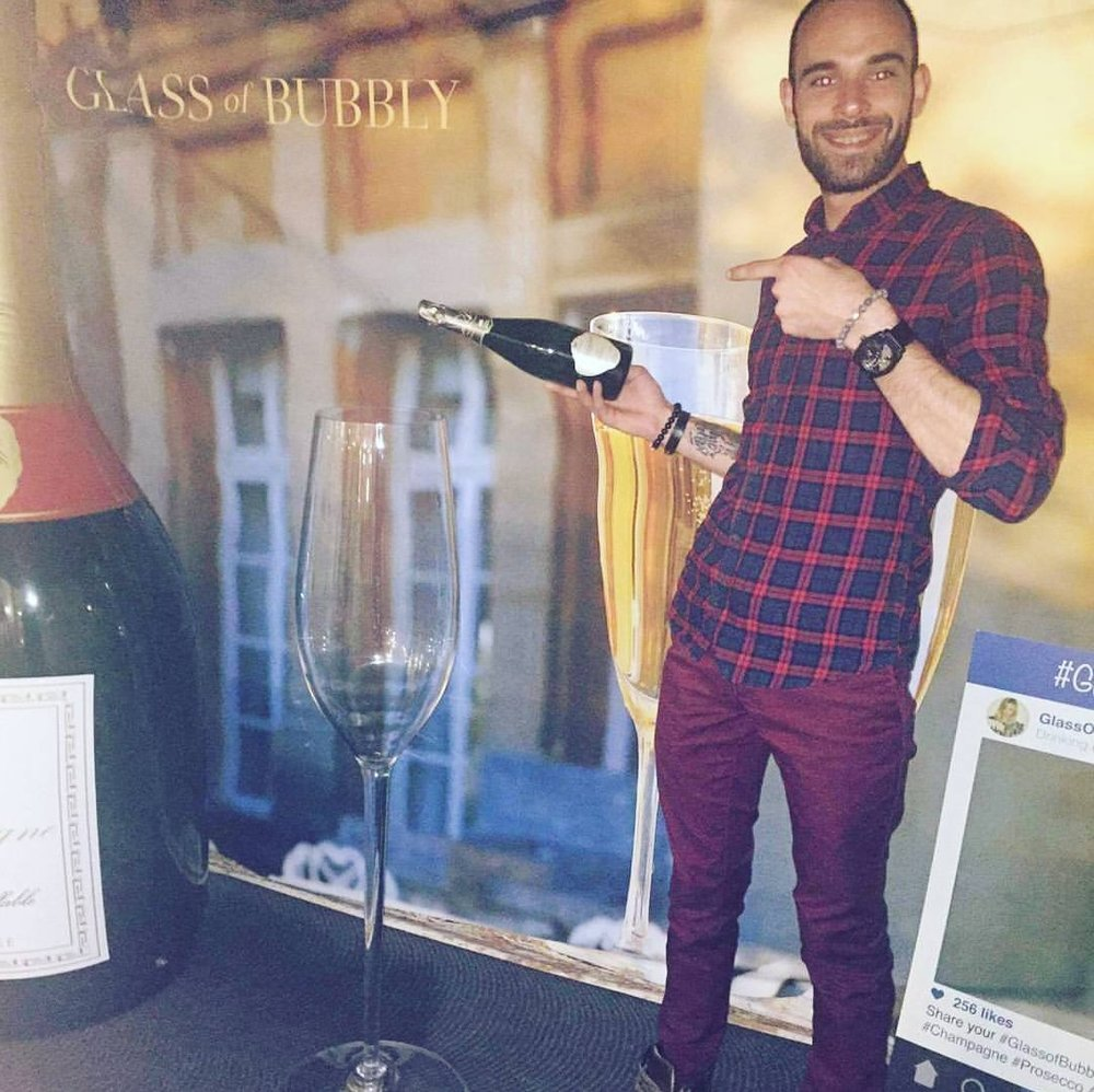 Gold medal vintage winner at Glass of Bubbly Awards in 2017 (Photo credit: Autréau)