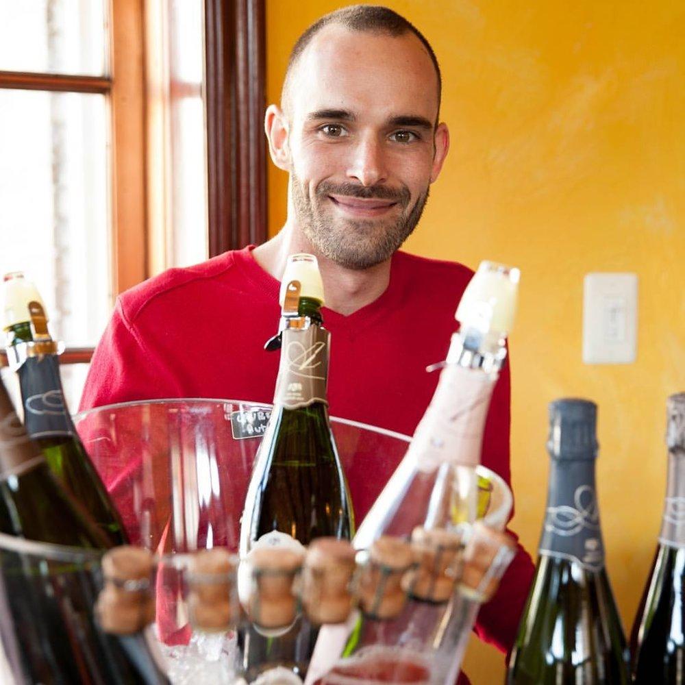 Laurent Autréau, 8th generation in charge of Champagne Autréau, Epsilon, France (Photo credit: Autréau)