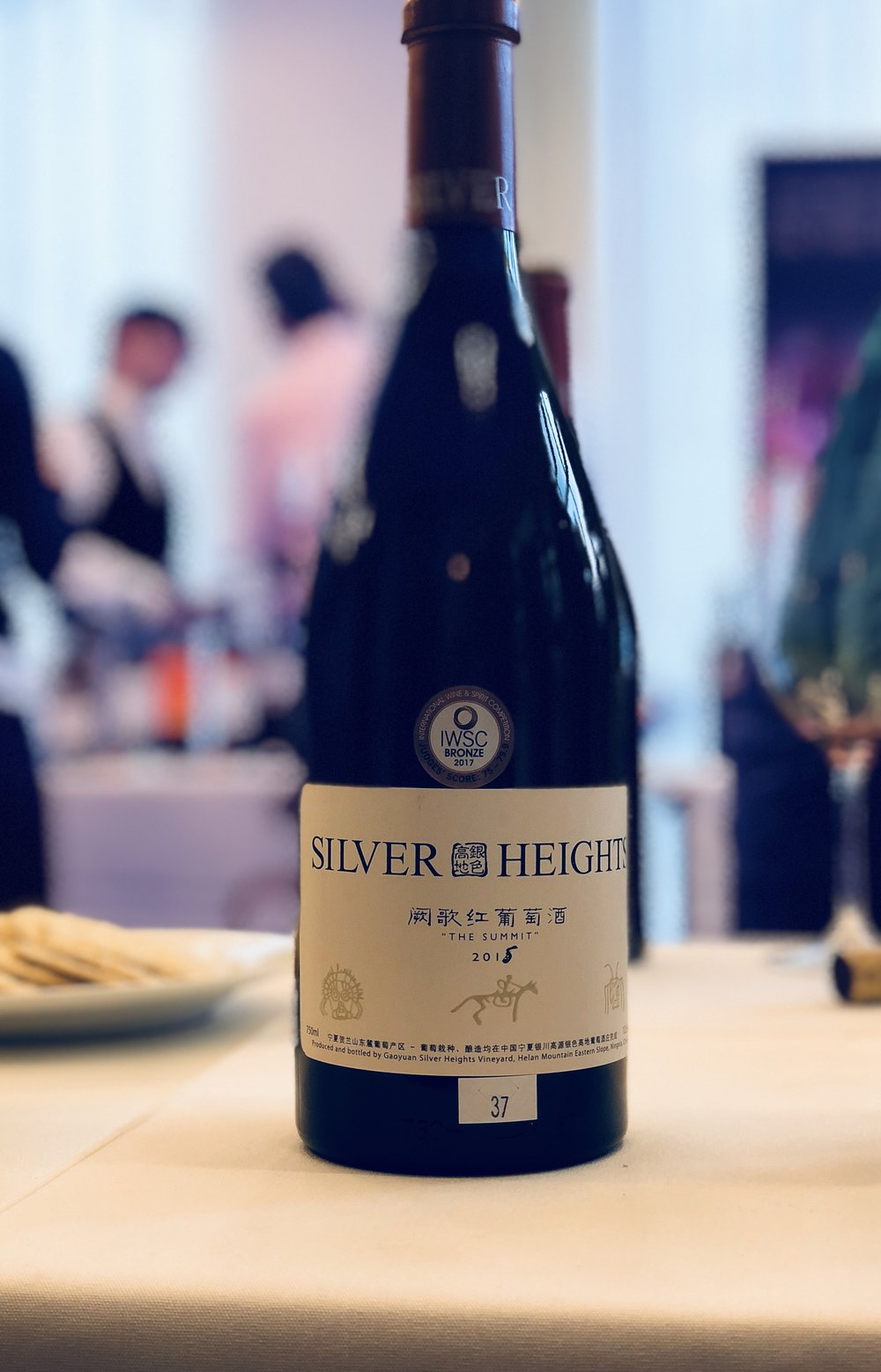 Silver Heights, The Summit 2015, Ningxia