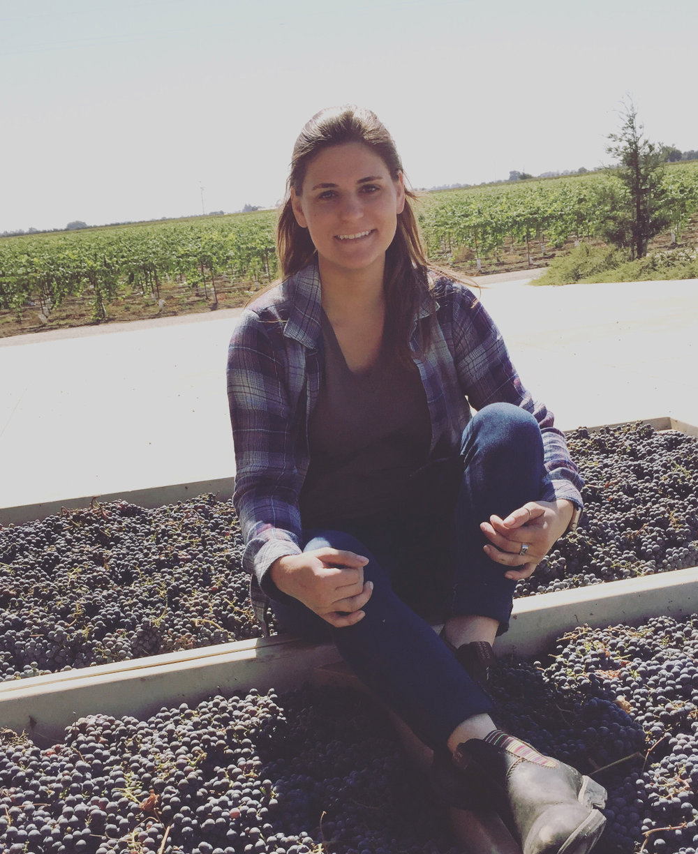 There is no winemaking without a good harvest, according to Sierra (Courtesy: Oak Farm Vineyards)