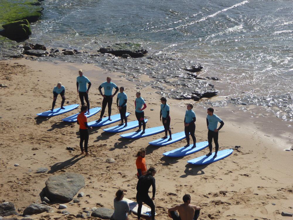 SURFING ERICEIRA