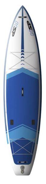 NIEUW! NSP 12' touring inflatable €899 inclusief tas, pomp en verstelbare paddle