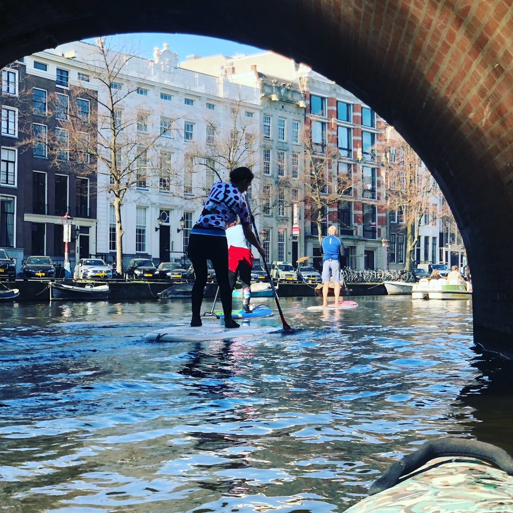 SUP AMSTERDAM, KEIZERSGRACHT