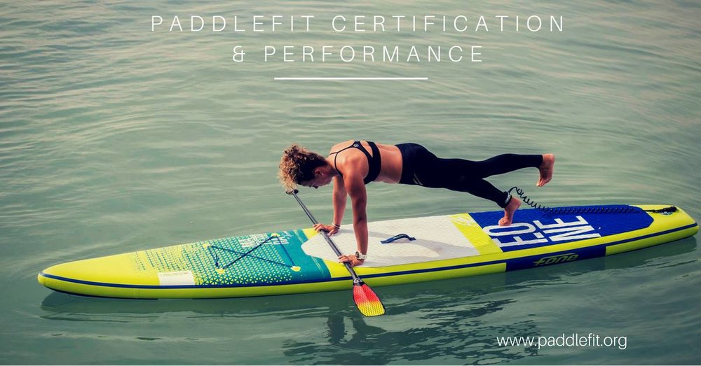 susanne lier paddlefit training