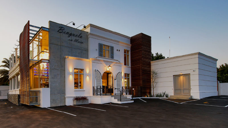 Benguela on Main, Somerset West -