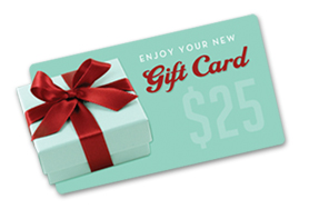 Gift cards are always a great blessing!  We can use them for a variety of things, such as clothes, toiletries, personal items, school supplies, etc.