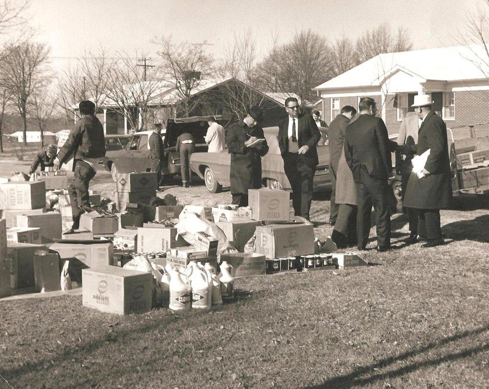 1960's Era Harvest Festival