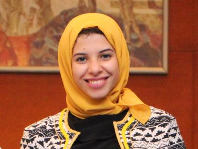 Hajar Ibrahiem Egypt