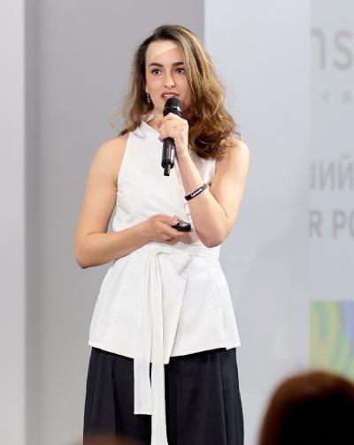 Uliana Avtonomova Ukraine