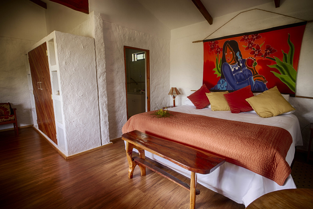 Alojamiento Isla de Pascua - Pikera Uri Lodge - Ra'a 4